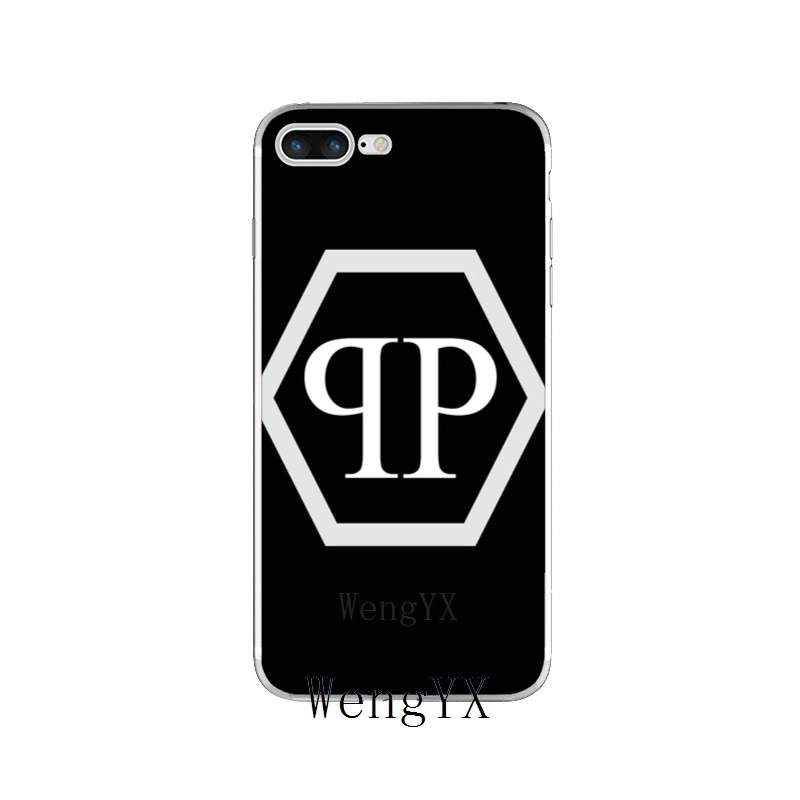24b088bf32 Luxury Japan PHILIPP PLEIN skull silicone Soft phone case For Samsung Galaxy  S3 S4 S5 S6 S7 edge S8 S9 Plus mini Note 3 4 5 8-in Half-wrapped Case from  ...