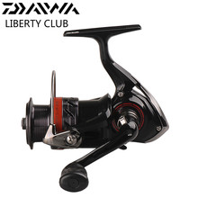 Original DAIWA LIBERTY CLUB Full Metal Spinning Fishing Reel 2000 3000 3500 4000 Carretilha Moulinet Peche Saltwater Carp Feeder