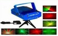 12pcs Twinkle Star Mini Laser Stage Light Free Shipping
