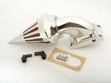 купить For Kawasaki Vulcan 2000 VN2000 Classic All years Motorcycle Air Cleaner Kit Intake Filter CHROME по цене 5991.42 рублей