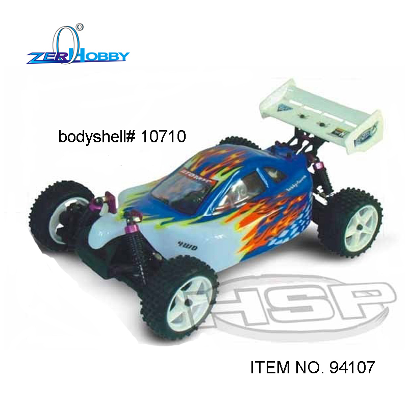 Rc car hsp 1 10 buggy electric brushless motor 4wd rc car for Rc electric motor oil