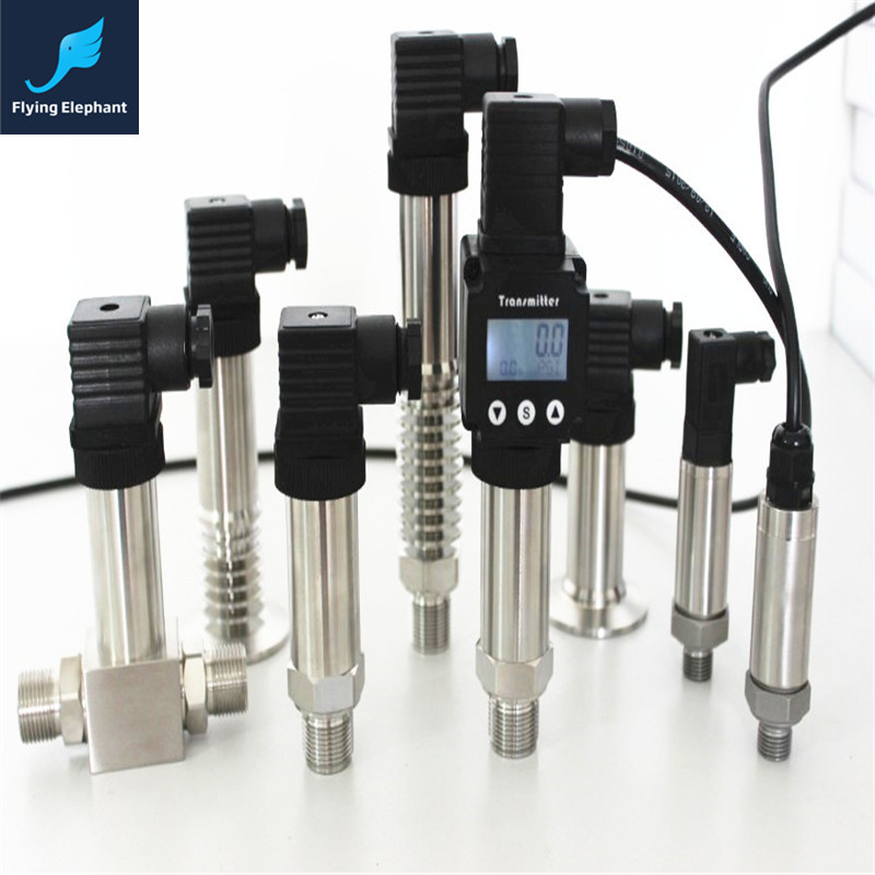 все цены на Constant pressure water supply pressure sensor, Digital Pressure Transmitter 4 ~ 20mA Custom Edition онлайн