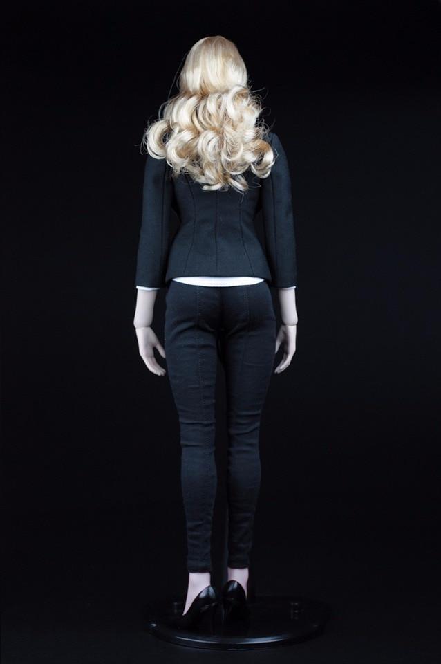 Lady Dress1//6 Female Suit Jacket /& Short Skirt Clothes Accessory  F 12/'/' Figure