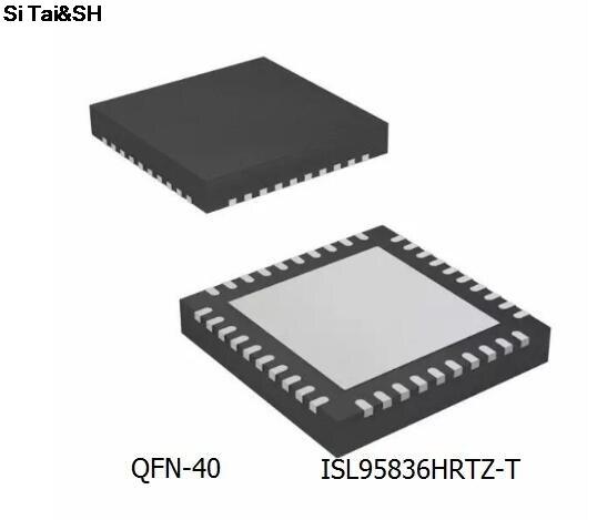 ISL95836HRTZ-T 95836 HRTZ QFN40  2