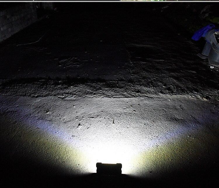 100 w cob lâmpada de trabalho led