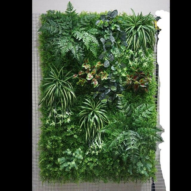 Simulation von pflanzen wand begrünung wand simulation rollrasen ...