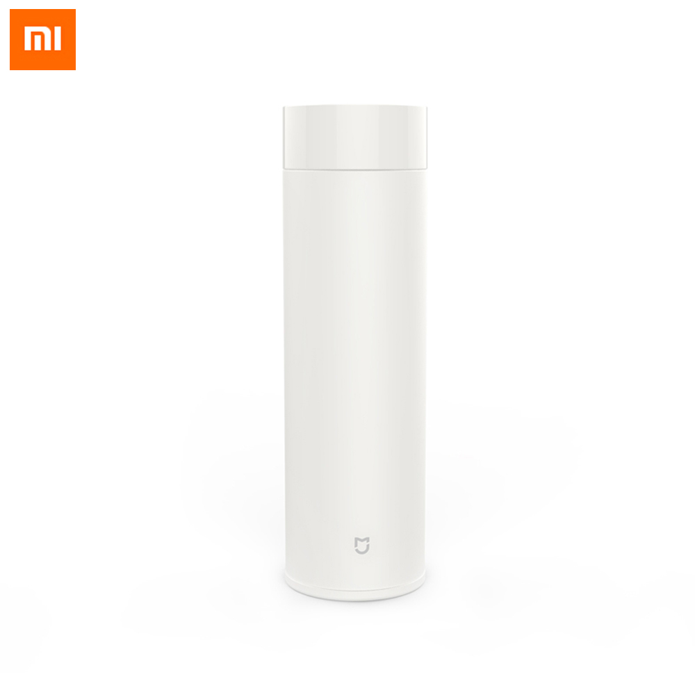 Original Xiaomi Mijia 500ML Stainless Steel Thermos Vacuum Flasks Large Capacity Portable Insulation Bottle Water Cup household thermos pot 2l large capacity 304 stainless steel european vacuum insulation kettle cup thermos bottle