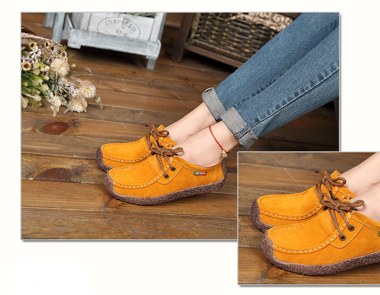 HX 8006 (15) 2018 Spring Autumn Shoes Woman