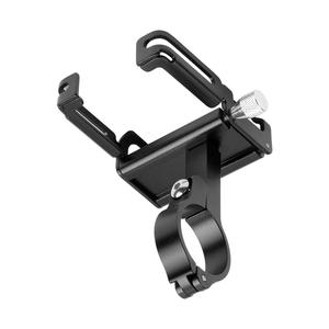 """Image 3 - moto Bike Mobile Phone Holders Stands Bike bicycle motorcycle Mobile phone holder aluminium GUB P10 for 3.5""""to7.5"""" Smartphones"""