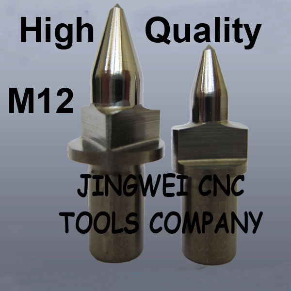 High quality Tungsten Carbide flow drill Flat type M12 flat form drill