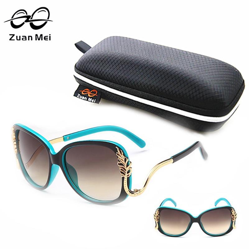 733732659c80d Zuan Mei Borboleta Óculos de Sol Mais Nova Moda Das Mulheres óculos de Sol  de Design Da Marca Para As Mulheres Do Vintage Oculos de sol Senhora Óculos  ZM- ...