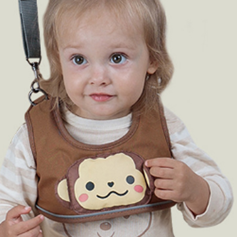 Nouveau bébé enfant en bas âge Anti chute avec panier-Style et Force Multipoint apprendre à marcher