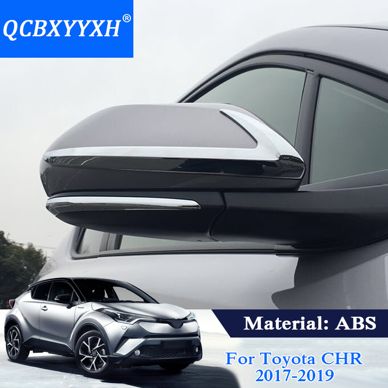 Cheap Sale Car Styling 4pcs Abs Chromed Rear Window Wiper Decorative Cover Trim For Toyota C-hr Chr 2016 2017 2018 Back To Search Resultsautomobiles & Motorcycles Exterior Accessories