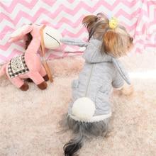 Cute, Warm Winter Rabbit-inspired yorkie Hoodie / Sweater