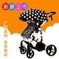 2016 Hot venta luz cochecito de bebé carro de niño paraguas coche plegable buggiest amortiguadores