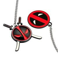 Deadpool Car Pendant Ornament (2 Different Designs) 2