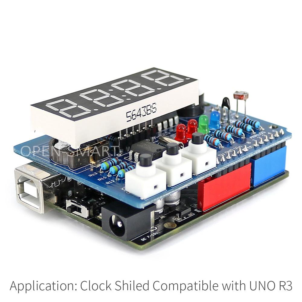 """""""OPEN-SMART 5V / 3.3V"""" suderinama UNO R3 (CH340G) ATMEGA328P - Pramoniniai kompiuteriai ir priedai - Nuotrauka 6"""