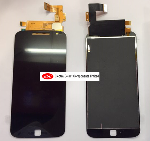 ESC LCD Display + Touch Digitizer Screen glass For Motorola Moto G4 ...