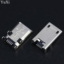 2pcs/lot Micro mini USB Jack socket for Asus MeMO K005 K00A K00Y T100TA DC Charging Port Connector dock plug replacement repair цены