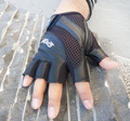 2016 hot sale Weight Lifting Gym Gloves Training Fitness Gloves bodybuilding Workout Wrist Wrap Exercise Gloves brand boodun