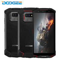 DOOGEE S70 IP68 Waterproof Cell Phone 5.99 6GB RAM 64GB ROM Helio P23 Octa Core Android 8.1 16MP Camera 5500mAh NFC Smartphone