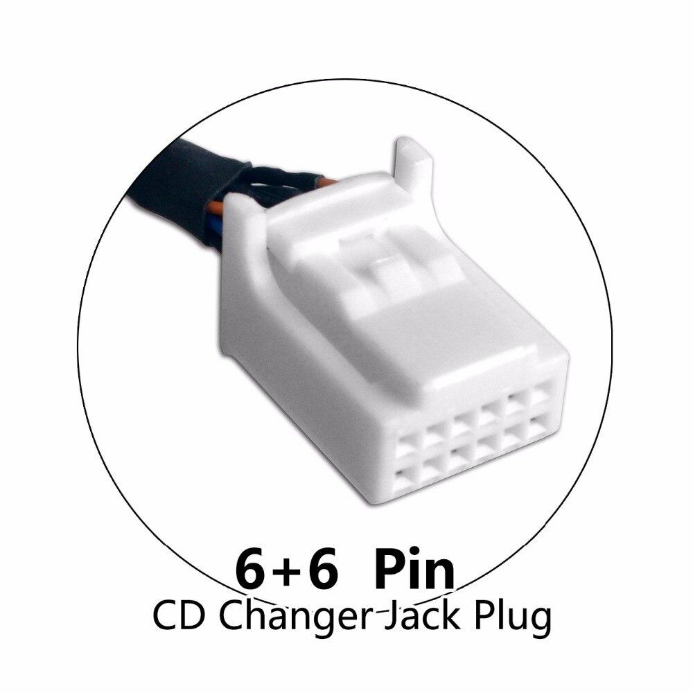 Adaptador de entrada AUX estéreo para automóvil APPS2Car Auxiliar MP3 Kit USB.