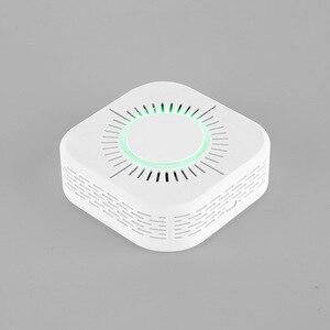 Image 5 - Drahtlose Rauchmelder Kompatibel mit Sonoff RF Brücke für Smart Home Alarm Sicherheit 433 MHz Empfindliche Super lange standby leben