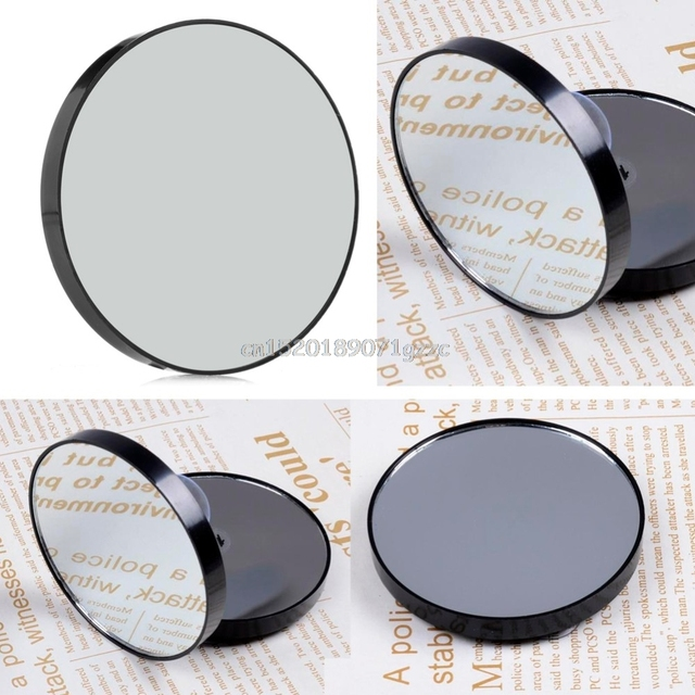Magnifying Mirror 10x Suction Cup Makeup Compact Cosmetic Shave Travel H027