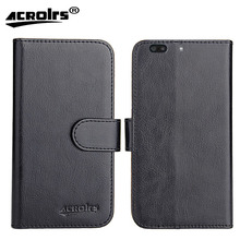 myPhone City XL  Case 6 Colors Dedicated Leather Exclusive Special Crazy Horse Phone Cover Cases Card Wallet+Tracking