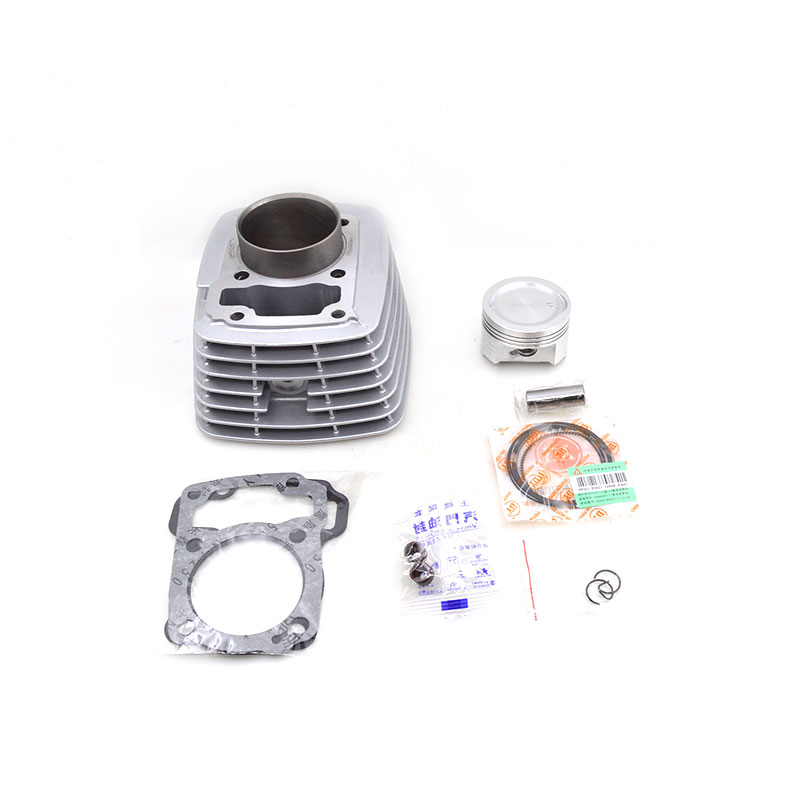 High Quality Motorcycle Cylinder Kit For Honda KYY125 WH125-12 SDH125-13 CB125 KYY WH CB 125 125cc Engine Spare Parts цена