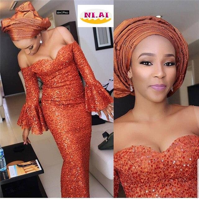 Ultime Francese Nigeriano Tessuto 2019 di Alta Qualità di Tulle Da Sposa In Tessuto Lacci Africano Lacci Africano Francese di Tulle Del Merletto XY2536B-7