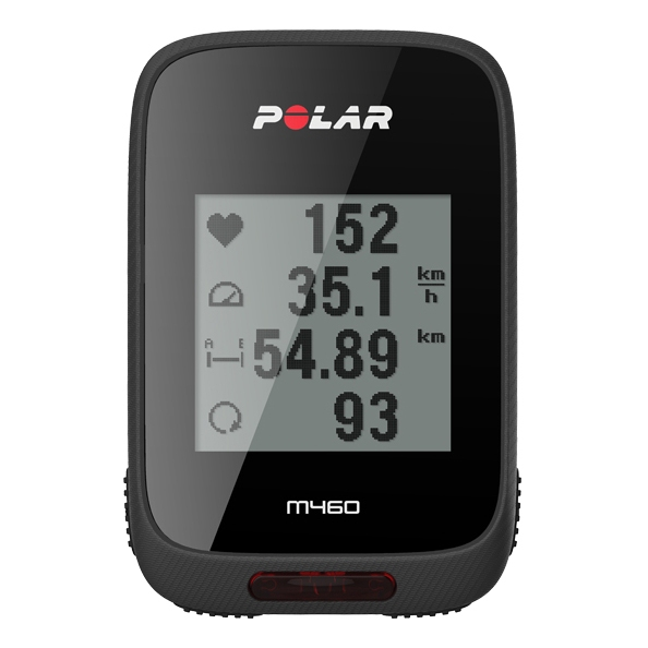 Велокомпьютер с GPS POLAR M460 HR (датчик H10) все цены