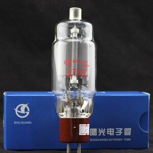 Image 5 - Free Shipping 4pcs Shuguang 572B  Amplifier HIFI  Audio Vacuum Tubes red/black base new
