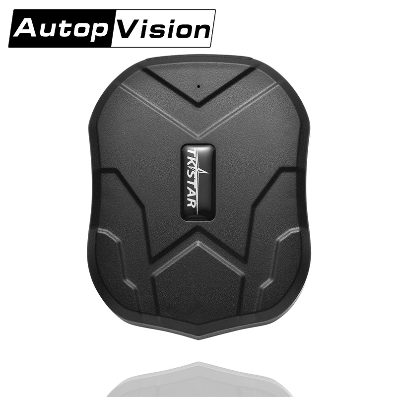 TK905 Car GPS Tracker Vehicle GPS Locator Magnet Real Time Position Tracker for Anti-theft car truck bus off-roader GPS Tracker bd02gps double locator tracker car chase battery electric vehicle anti