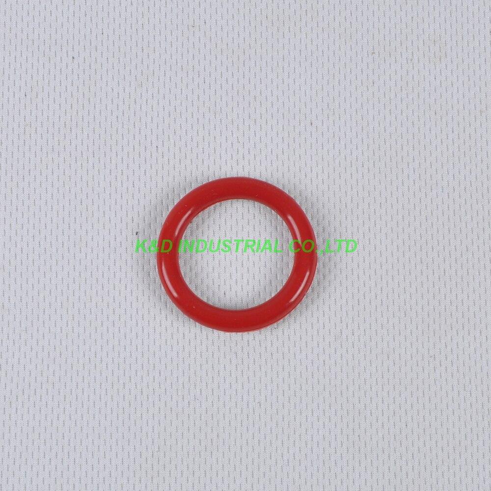 20 pçs tubo de vácuo anel silicone amortecedor para 6v6gt 6sn7 6sl7 amplificador áudio diy