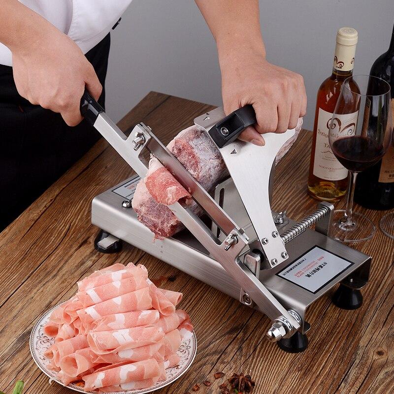 Commercial Kitchen Meat Slicer