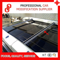 High quality Aluminium Alloy dedicated roof cross bar for X Trail have roof rack with light lamp 2008 09 10 11 12 13