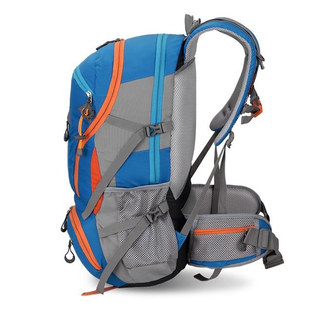 Outdoor Rucksack Camping Hiking Backpack 6