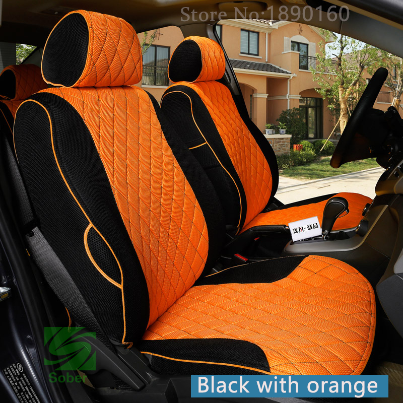 High Quality Special Car Seat Cover For Lada E30 E34 E36 E39 E46 E60 E90 F10 F30 X3 X5 X6 Black Gray Accessories In Automobiles Covers From