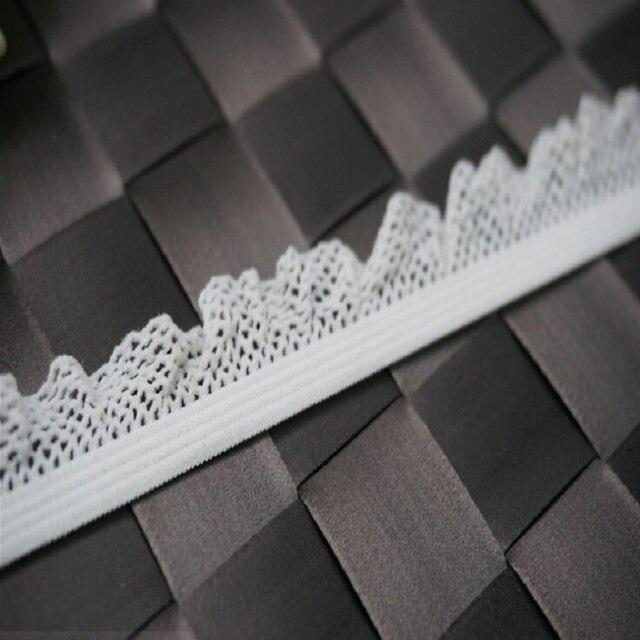 Elastic lace cotton lace accessories beige lace DIY decorative cloth curtain lace Hot sale
