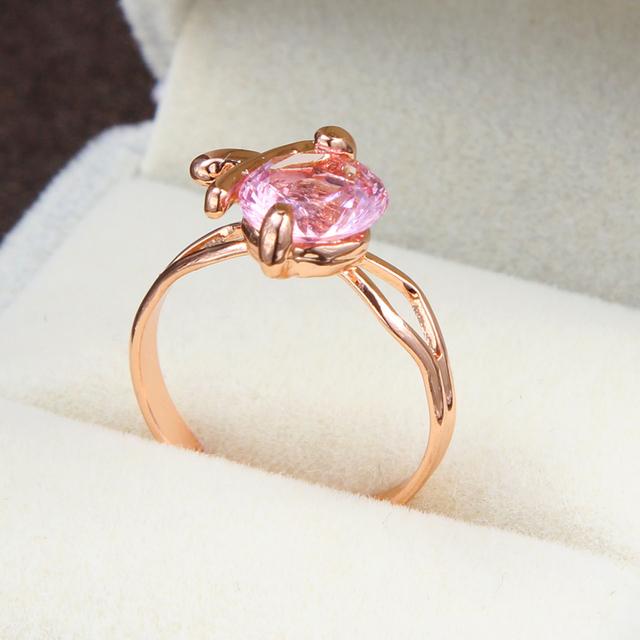 Amazing necklace earrings Ring wedding crystal sieraden women fashion jewellery set