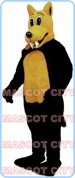 Coyote Wolf mascot costume custom cartoon coyote theme wholesale anime cosplay costumes carnival fancy dress fursuit kits 2666