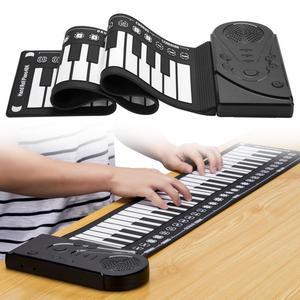 Flexible 49 Keys Silicone MIDI