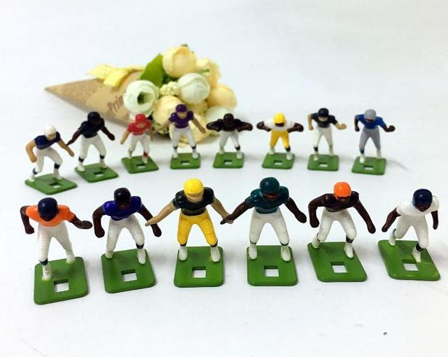 Football Toys For Boys : Pcs lot handsome football star figure action toy cm model