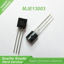 50pcs MJE13003 13003 TO-92 Bipolar Transistors 1.5A 450V NPN new original