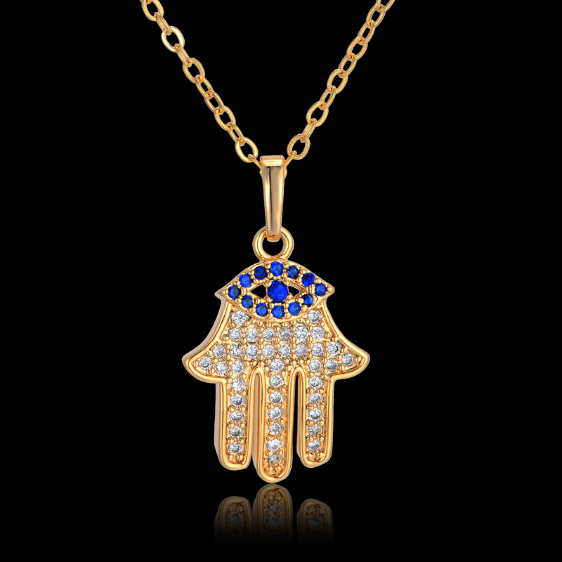 Online get cheap cute hamsa hand pendant of fatima necklace mozeypictures Gallery