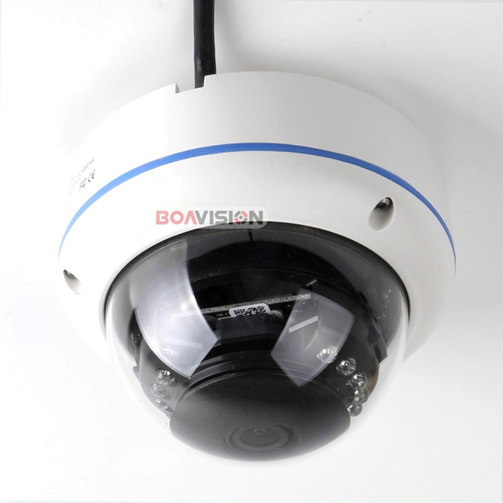16CH 1080P NVR System With 16PCS Outdoor Dome Waterptoof/Vandalproof IP Camera IR 10M 16Ch CCTV Surveillance Security System