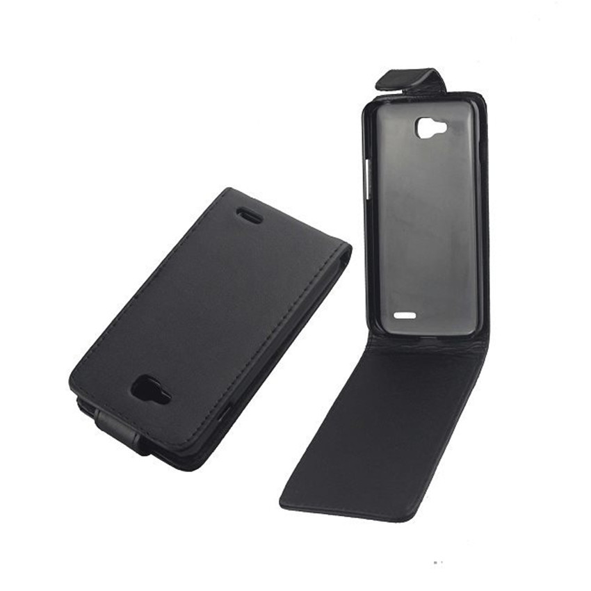 Coque PU Leather Phone Cases Flip Cover For LG L90 Dual D415 D410 D405 Back Phone Bags Vertical Up-Down Open Skin Pouch