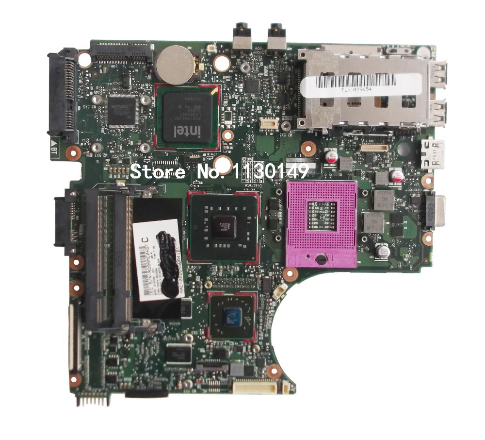 574508-001 Free Shipping for HP ProBook 4411S  Laptop motherboard Intel DDR2 100% fully tested free shipping 598667 001 for hp probook 4520s 4720s laptop motherboard integrated 100%tested