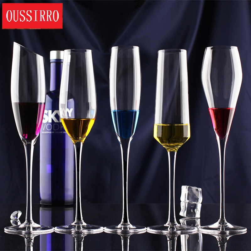 Red Wine Gles Champagne Flutes